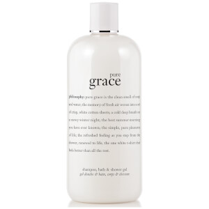 philosophy Pure Grace Shampoo, Bath & Shower Gel 480ml