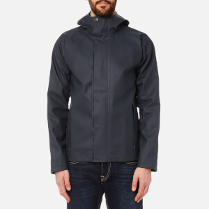 Hunter Men's Original Rubber Jacket - Navy