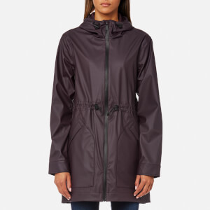 Hunter Women's Original Rubberised Smock - Purple Urchin
