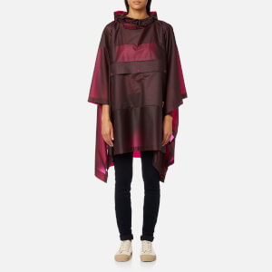 Hunter Original Clear Poncho - Bright Violet