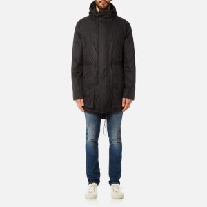 Hunter Men's Original Insulated Parka - Black