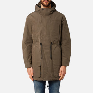 Hunter Men's Original Parka - Swamp Green