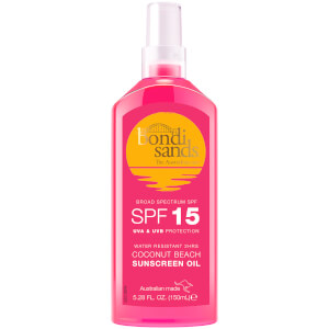 Bondi Sands SPF 15 Tanning Oil 150ml