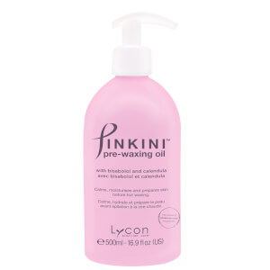Lycon Pinkini Pre-Waxing Oil 500ml