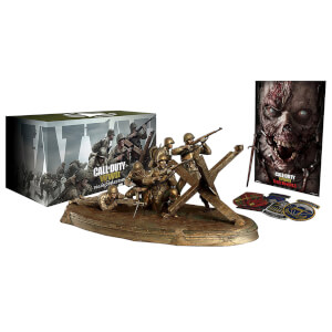 Call of Duty WWII Valor Collection Triforce Statue