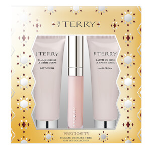 By Terry Preciosity Baume De Rose Trio Gift Set (Worth $124)