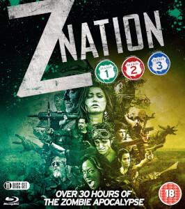 Z Nation - Season 1-3