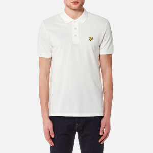 Lyle & Scott Men's Polo Shirt - Off White