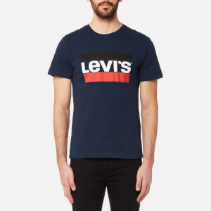 Levi's Men's Sportswear Logo T-Shirt - Dress Blues