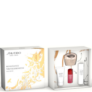Shiseido Benefiance WrinkleResist24 Day Cream Christmas Set (Worth £106)