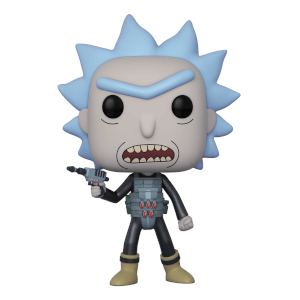 Rick and Morty Prison Break Rick Pop! Vinyl Figur