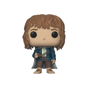 Lord of the Rings Pippin Took Funko Pop! Figuur