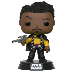 Solo: A Star Wars Story Lando Pop! Vinyl Figure