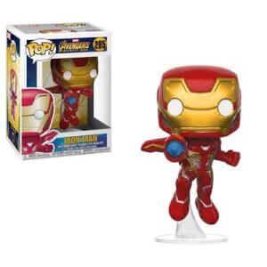 Marvel Avengers Infinity War Iron Man Pop! Vinyl Figure: Image 2