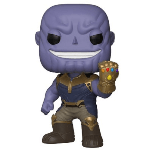 Figura Funko Pop! - Thanos EXC - Vengadores: Infinity War