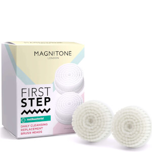 Magnitone London First Step Replacement Brush Heads