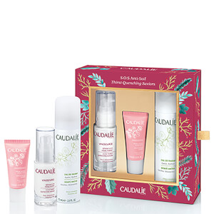 Caudalie Vinosource Thirst Quenching Saviors Set (Worth $77)