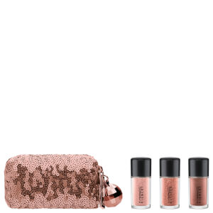 MAC SNOW BALL PIGMENT & GLITTER KIT – PINK