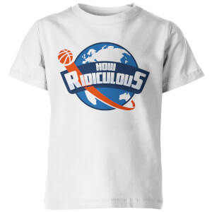 How Ridiculous Kids' Logo T-Shirt - White