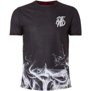 DFND Men's Smokey T-Shirt - Black