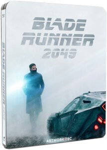 Blade Runner 2049 3D (Inklusive 2D Version) - Limited Edition Steelbook