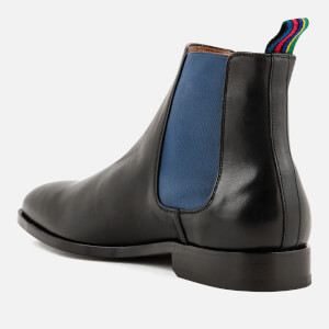 PS by Paul Smith Men's Gerald Leather Chelsea Boots - Black: Image 4