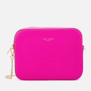 Ted Baker Women's Laney Chain Strap Camera Bag - Bright Pink