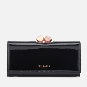 Ted Baker Women's Honey Twisted Bobble Patent Purse - Black
