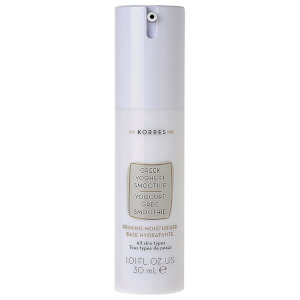 Korres Greek Yoghurt Smoothie Priming Moisturiser (Free Gift)