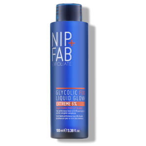 NIP+FAB Glycolic Fix Liquid Glow 6% -kuorinta-aine 100ml