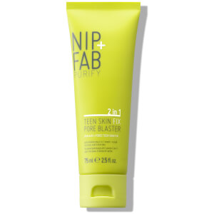 Маска-скраб для лица NIP + FAB Teen Skin Fix Pore Blaster 2-in-1 Scrub/Mask 75 мл