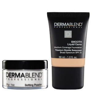 Dermablend Natural Finish Set - 30W Bisque