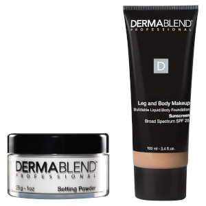 Dermablend Tattoo Coverage Set - 20N Light Natural
