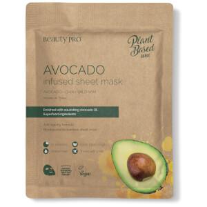 BeautyPro Avocado Infused Sheet Mask