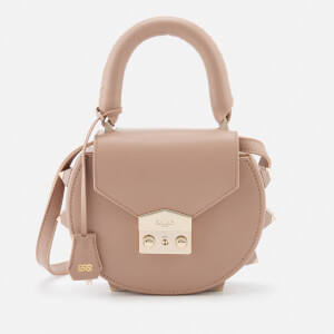 SALAR Women's Mimi Cross Body Bag - Nude