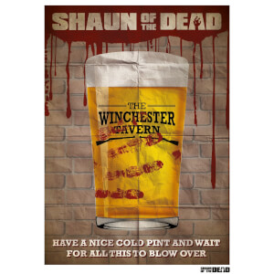 Affiche The Winchester - Shaun of the Dead