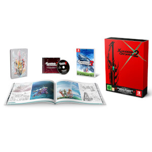 Xenoblade Chronicles 2: Collectors Edition