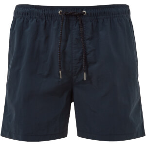 Jack & Jones Originals Men's Sunset Swim Shorts - Black Iris