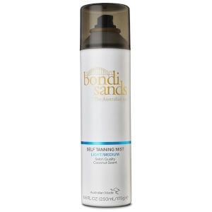 Bondi Sands Self Tanning Mist -itseruskettava suihke 250ml, Light/Medium