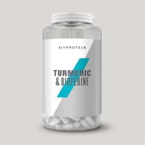 Cápsulas de Cúrcuma y BioPerine®