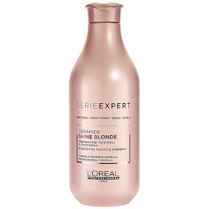 L'Oréal Professionnel Serie Expert Shine Blonde Shampoo 300ml