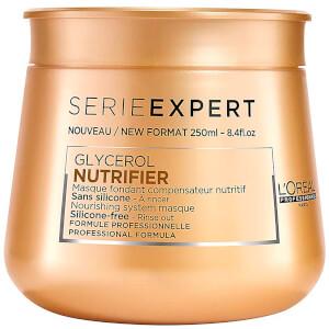 Máscara Serie Expert Nutrifier da L'Oréal Professionnel 250 ml