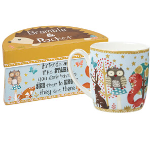 Bramble and Rocket Friends Are Like Stars Boxed Mug