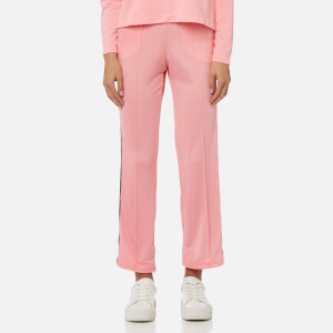 Ganni Women's Dubois Polo Trousers - Sea Pink