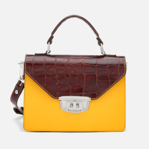 Ganni Women's Gallery Bag - Tortoiseshell