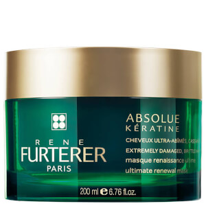 Máscara de Renovação Absolue Keratine Ultimate da René Furterer 200 ml