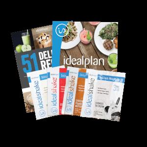 4 Sample, IdealPlan & Smoothie eBook Bundle