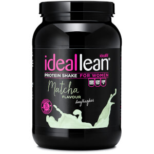 IdealLean プロテイン - 抹茶味