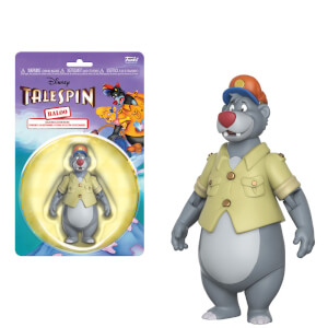 Disney Afternoon - Baloo Action Figur