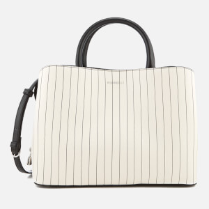 Fiorelli Women's Bethnal Triple Compartment Tote Bag - Pin Stripe Mix